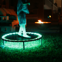 Small LED Trampoline – NeoPixels and CircuitPython 3D Printing 199052