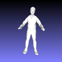 Small Printle Homme 009 3D Printing 199062