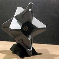 Small Destiny Ghost - Shipwright 3D Printing 199121