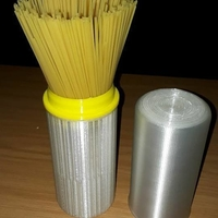 Small Spaghetti Holder 3D Printing 199311