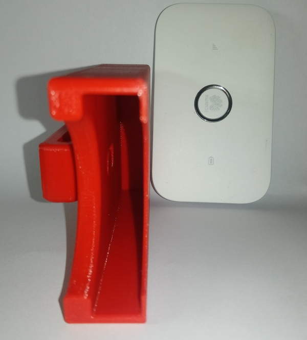 Medium MIFI belt clip 3D Printing 199566