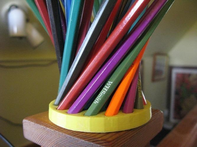 3d Printing Pencil Holder