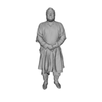 Small Printle Homme 039 3D Printing 199804