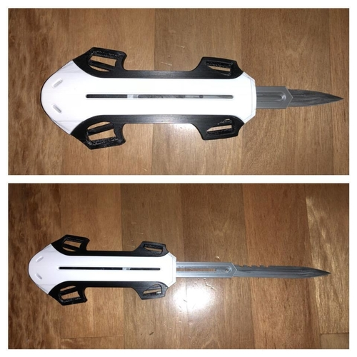 Assassins Creed Modern Blade  3D Print 200161