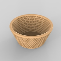 Small Basket for 3d printing STL 3D Printing 20019