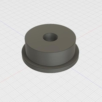 Small Spool Hub for Robo3D Filament 3D Printing 200289