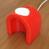 Small Apple Watch charger stand 3D Printing 200345