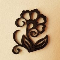Small Wall decor 3D Printing 200583