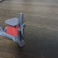 Small Sketchup Ingress Xmp Burster  3D Printing 20079
