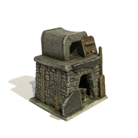 Small HG3D - Tavern Oven- Raghaven Collection - 28mm 3D Printing 201249