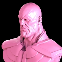 Small Thanos 3D Printing 201425