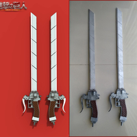 "Small Anime sword ""Attack on Titan"" 3D Printing 201599"
