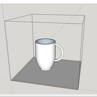 Small Cup 3D Printing 201660