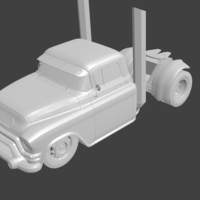 Small gmc truck rat rod hot rod 3D Printing 201867