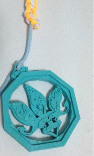 accessories for Chinese  knot  3D Print 20202