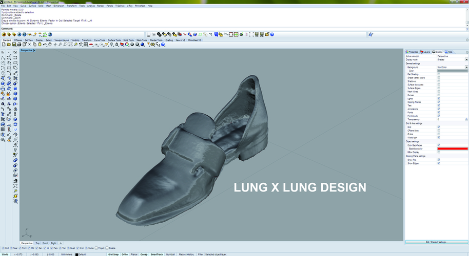 3d printing your customized shoes. 3D Print 20220