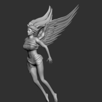 Small Angel 3D Printing 202239