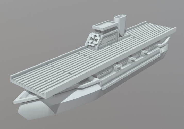 Isen Class Support Carrier 3D Print 202313