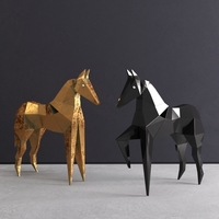 Small Horse 3D Printing 202383