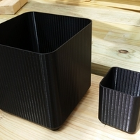 Small Trash can 3D Printing 202685