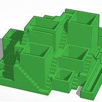 Small boxes and stairs 3D Printing 202982