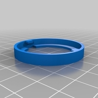 Small beyblade burst layer 3D Printing 203262