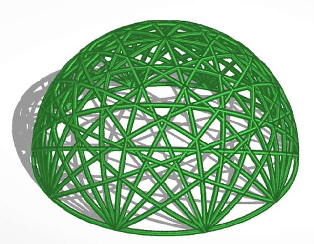 geodesic dome 3D Print 203426