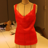 Small customized 3d printing dress 3D Printing 20353
