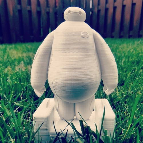 BIG HERO 6 - BAYMAX 3D Print 20374