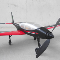 Small RC airplane fuselage - Eclipson Model Z 3D Printing 203769