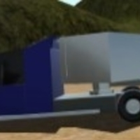 Small TRI Big Rig with cargo 3D Printing 204238