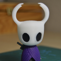 Small Hollow Knight Mini Fig 3D Printing 204395