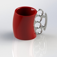 Small Coffee Mug 3D Printing 204466