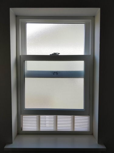Modular mini-window holder w/ blinds 3D Print 204572