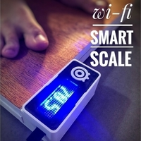 Small DIY Wi-Fi Smart Scale 3D Printing 204588
