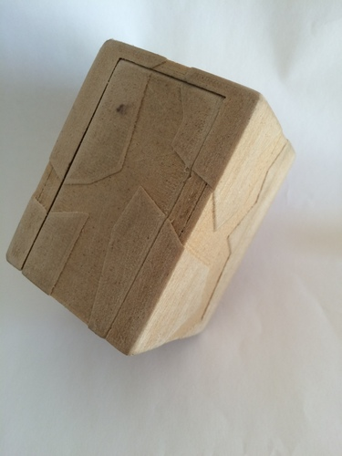 Box with lid 3D Print 20465