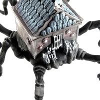 Small House Spider 3D Printing 2047