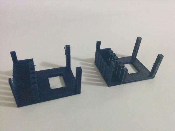 Medium Retraction Calibration Test 3D Printing 20480
