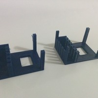 Small Retraction Calibration Test 3D Printing 20480