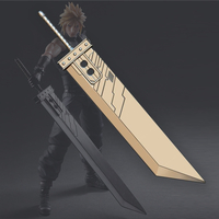 Small Buster Sword Cloud - Final Fantasy VII 3D Printing 205098