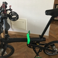Small qicycle, electric bicycle, step for children 3D Printing 205134
