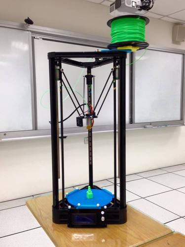 MICROMAKE 3D Printer Delta 塑料列印件(MOTA版) 3D Print 20524