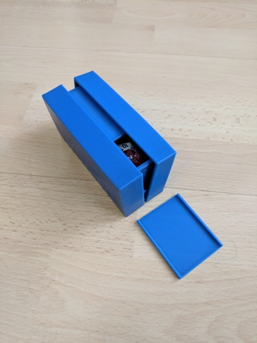 Dice Tower and Dice Box 3D Print 205241
