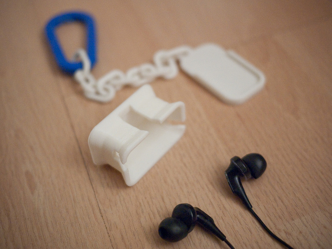 Various Headphone Spools 3D Print 205423