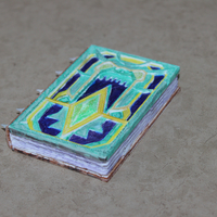 Small Hearthstone Expansion - Book of Specters 3D Printing 205603