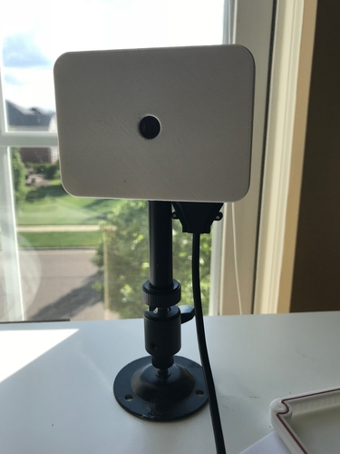 RainBerryZ: Weatherproof Case-Raspberry Pi Zero W and Pi Camera 3D Print 205898