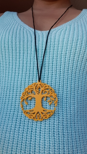 necklace 3D Print 205975