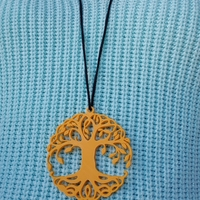 Small necklace 3D Printing 205975