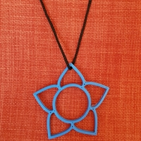 Small Nacklace 3D Printing 205990