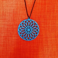 Small Nacklace 3D Printing 205995